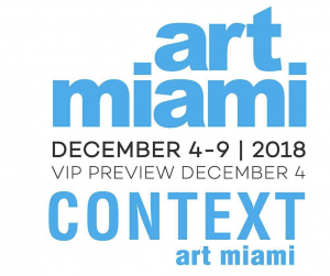 Miami Art Fair 2018