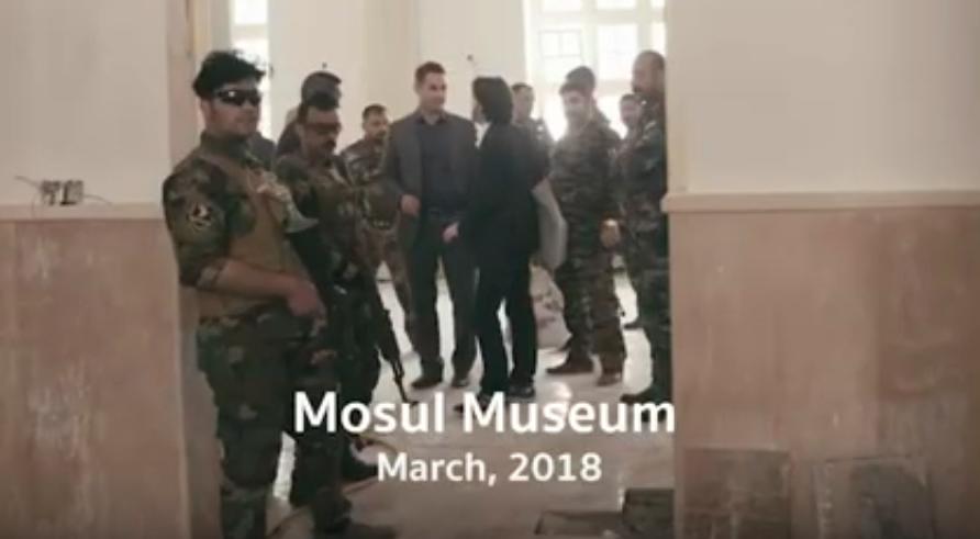 mosul museum film