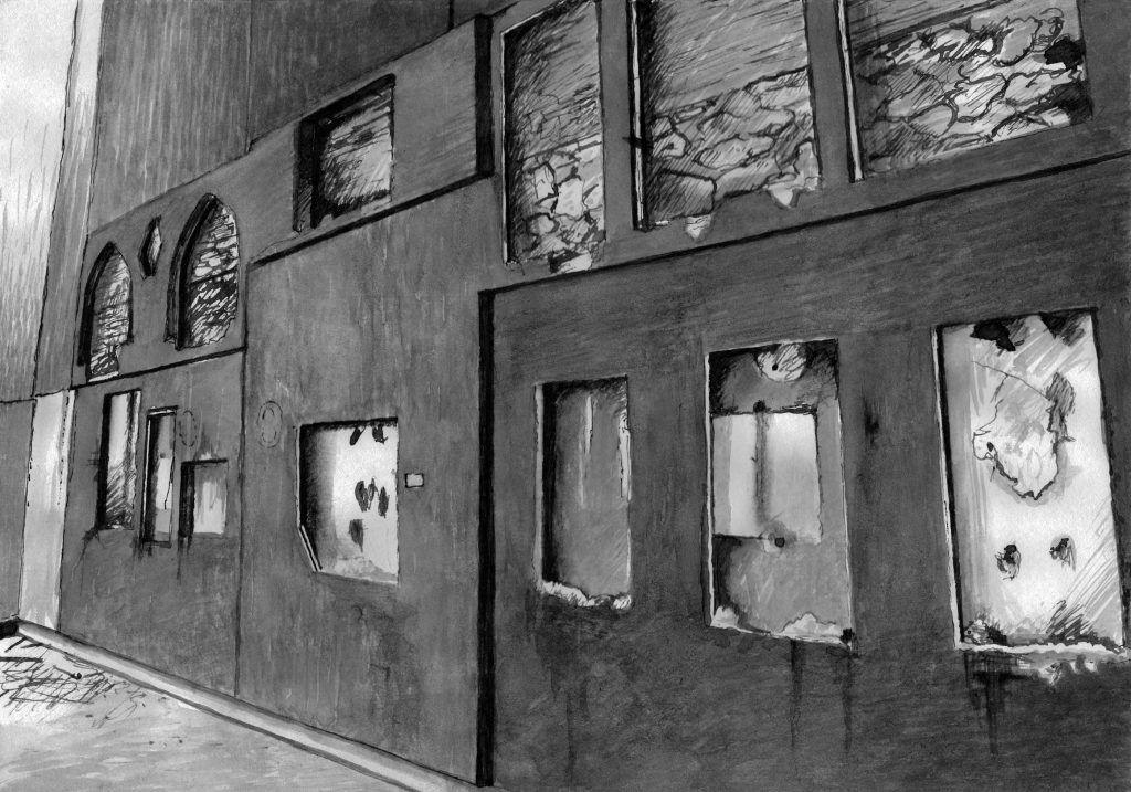 mosul museum interior